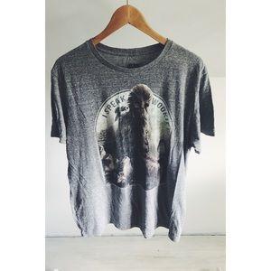 """Star Wars """"I Speak Wookie"""" Super Soft T-shirt"""